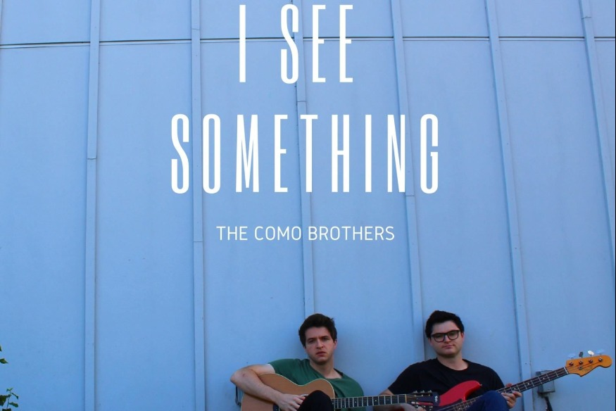 The Como Brothers - I See Something